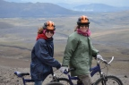 A (Slightly Terrifying) Bike Ride Down a Volcano