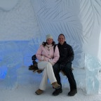 The Magical Night of Ice…Surviving the Ice Hotel
