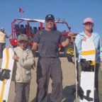 There's No Laughing in Sandboarding…a Peruvian Adventure