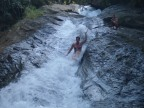Feel the Rush; a River Slide Adventure in Puerto Rico