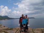 Our First Rock Climb